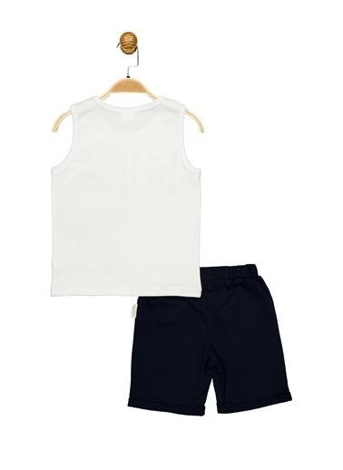 Panolino  Erkek Çocuk Takım 17576 Beyaz